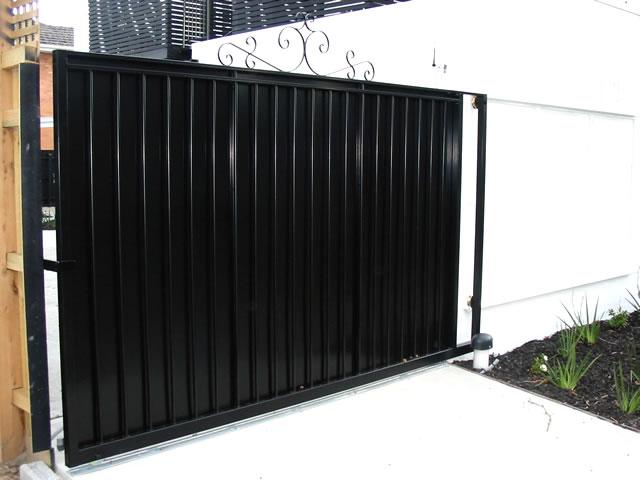 Sliding Security Gates - Rockingham Home Security
