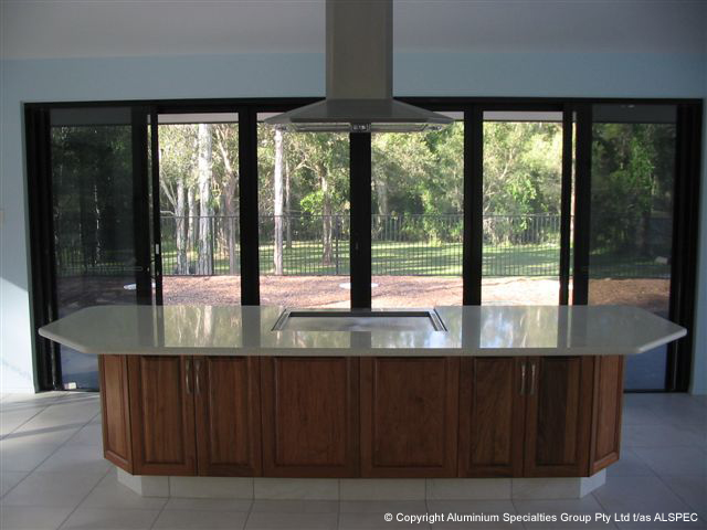 Aluminium Sliding Security Doors and Screen - Rockingham Home Security