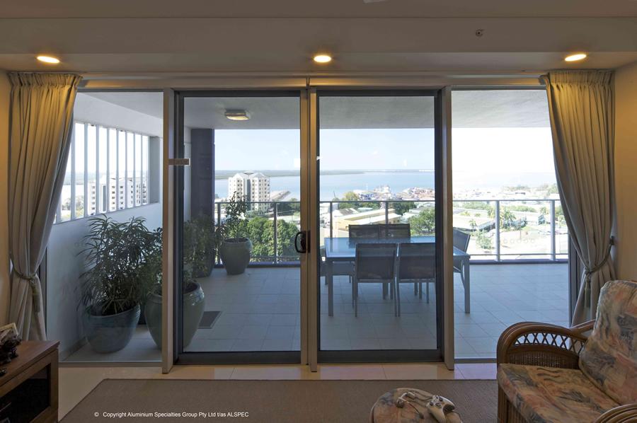 Balcony Security Doors - Rockingham Home Security