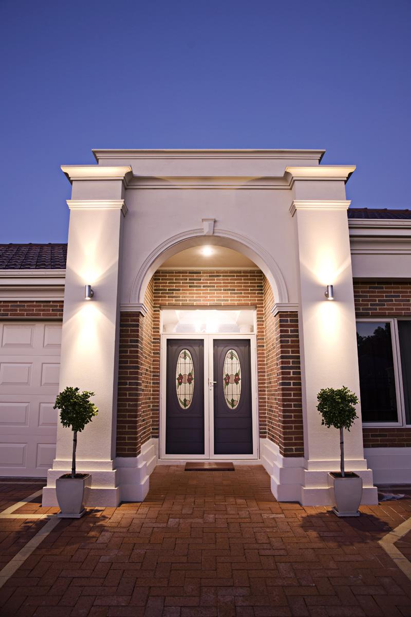 Decorative Security Doors - Rockingham Home Security