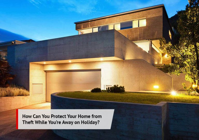 How Can You Protect Your Home from Theft