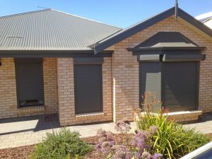 Roller Shutters by Rockingham Home Security