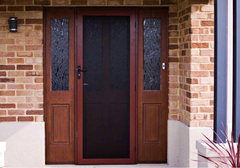 ClearShield Security Doors